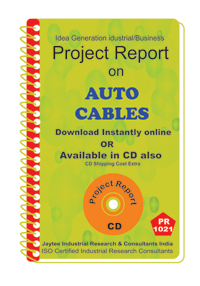 Auto Cables manufacturing Project Report eBook