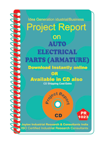 Auto Electrical Parts (Armature) manufacturing eBook