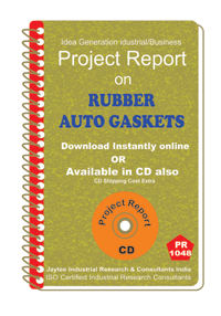 Rubber Auto Gaskets manufacturing Project eBook