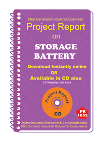 Storage Battery manufacturing Project Report eBook