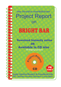Bright Bar manufacturing Project Report eBook