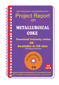 Metallurgical coke Project Report eBook