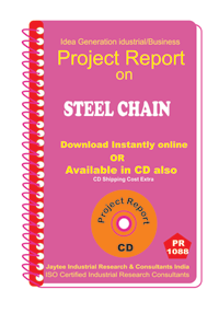 Steel Chain manufacturing Project Report eBook