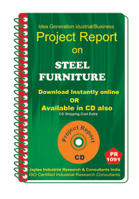 Steel Furniture manufacturing Project Report eBook