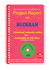 Buckram manufacturing Project Report ebook