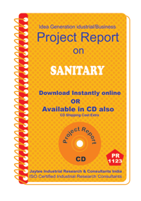 Sanitary manufacturing Project Report ebook