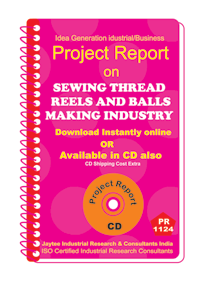 Sewing Thread Reels and Balls making Industry ebook