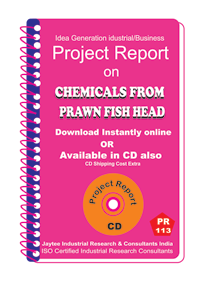 Chemical From Prawn fish Head Project Report eBook