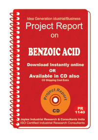 Benzoic Acid manufacturing Project Report ebook