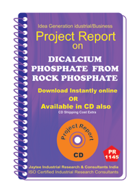 DI Calcium Phosphate from Rock Phosphate manufacturing ebook