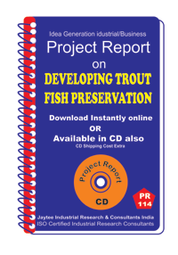 Developing Trout Fish Preservation Manufacturing eBook