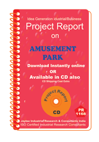 Amusement Park establishment project Report ebook