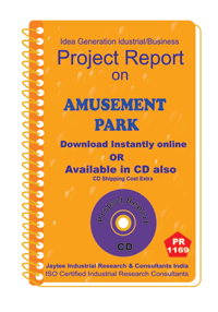 Amusement Park B establishment project Report ebook