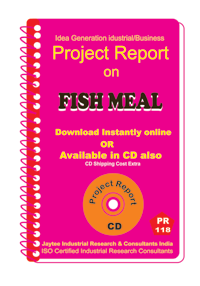 Fish Meal Manufacturing Project Report eBook