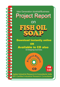 Fish oil Soap Manufacturing Project Report eBook