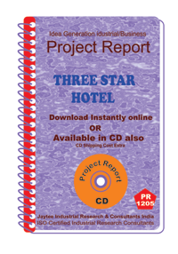 Three Star Hotel establishment Project Report ebook