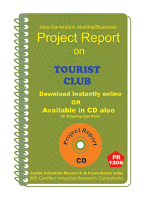 Tourist Club establishment Project Report ebook