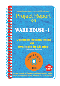 Ware House I establishment Project Report ebook