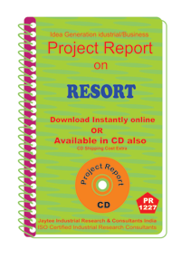 Resort establishment Project Report ebook