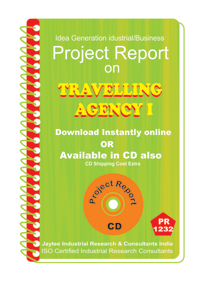 Travelling Agency establishment Project Report ebook