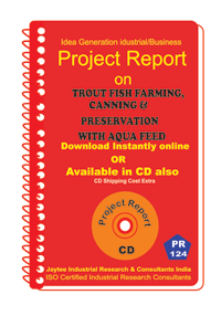 Trout Fish Farming, Canning, and Preservation PR eBook