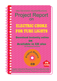 Electric Choke for Tube Lights manufacturing ebook