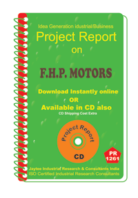 F.H.P Motors manufacturing Project Report ebook