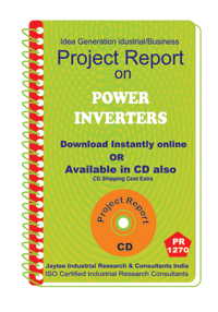 Power Inverter manufacturing project Report ebook