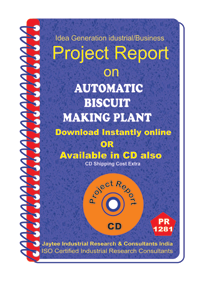 Automatic Biscuit Making Plant manufacturing eBook