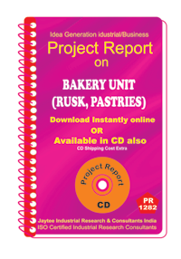 Bakery Unit (Rusk, Pastries) etc manufacturing eBook