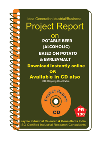 Potable Beer (Alcohol) Based on Potato and Barley eBook