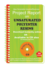 Unsaturated Polyster Resins manufacturing Project Report eBook