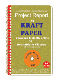 Kraft Paper II manufacturing Project Report eBook