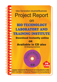Bio Technology Laboratory and Training Institute eBook
