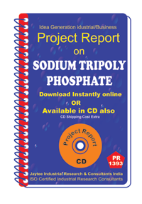 Sodium Tripoly Phosphate manufacturing Project report eBook