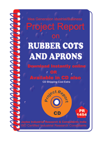 Rubber Cots and Aprons manufacturing eBook