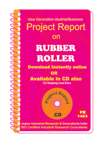 Rubber Roller manufacturing Project Report eBook