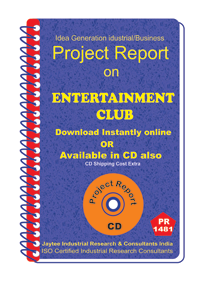 Entertainment Club establishment Project Report eBook