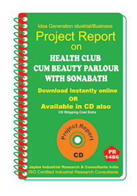 Health Club Cum Beauty Parlour with Sonabath establishment eBook