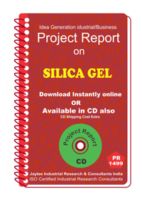 Silica Gel manufacturing Project Report ebook