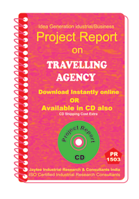 Travelling Agency II establishment Project Report eBook