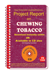Chewing Tobacco manufacturing Project Report eBook