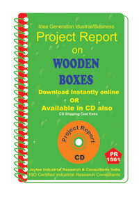 Wooden Boxes II manufacturing project Report eBook