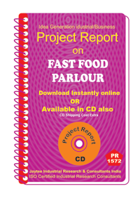 Fast Good Parlour establishment Project Report eBook