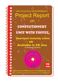 Confectionery Unit With Toffee Manufacturing PR eBook
