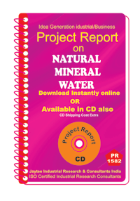 Natural Mineral Water manufacturing Project Report eBook