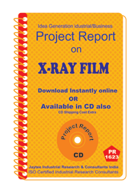 X- Ray Film manufacturing Project Report eBook