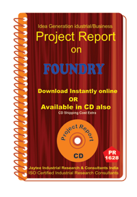 Foundry manufacturing Project Report eBook