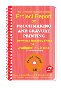 Pouch making and Gravure Printing manufacturing eBook