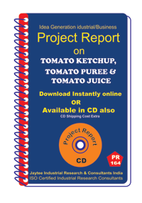 Tomato Ketchup, Tomato Puree, and Tomato Juice I PR eBook